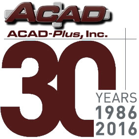 ACAD-Plus Celebrates 30 Years!